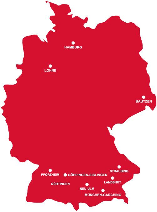 sLINE-Händler deutschlandweit