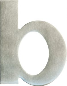 Hausnummern und Buchstaben von sLINE online kaufen
