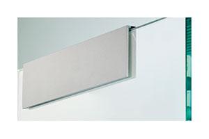 Glastürkonsole für Türschließer TS3