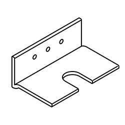 Mehrweg-Bohrschablone für Stangenverriegelung von sLINE