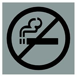 sLINE Hinweiszeichen Rauchverbot