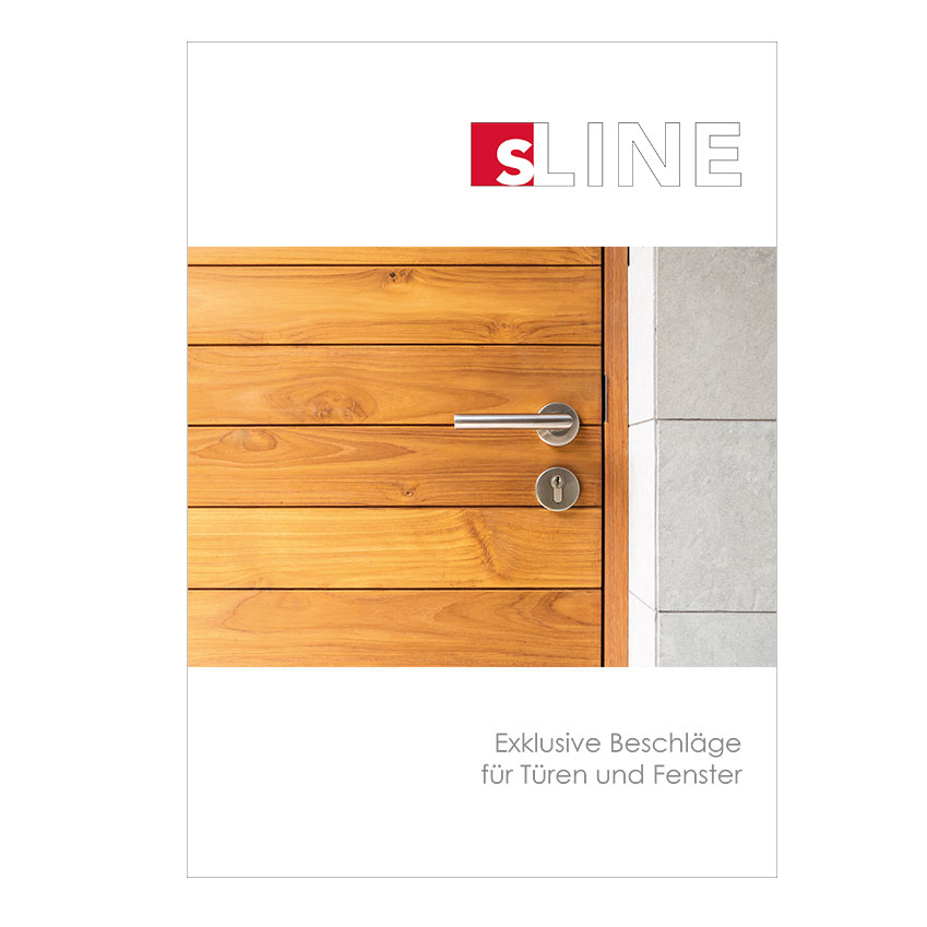 sLINE Katalog